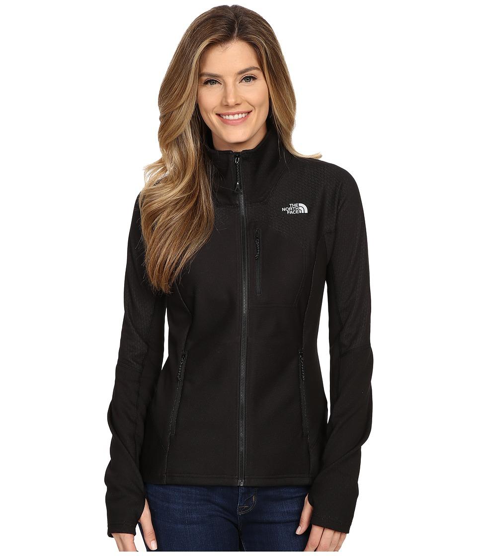 The North Face FuseForm Dolomiti Full Zip TNF Black Fuse Womens Coat