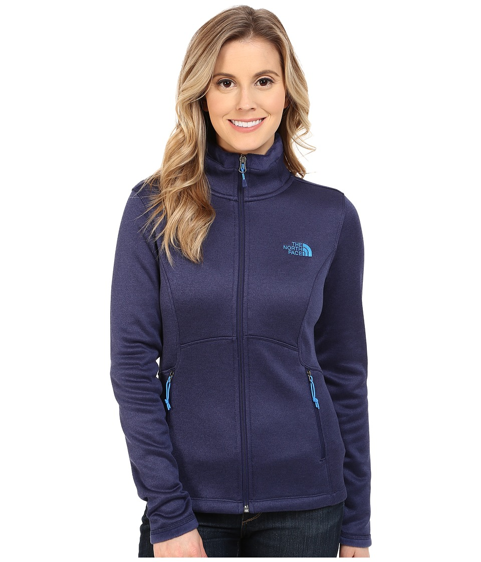 The North Face Agave Jacket Patriot Blue Heather Womens Coat