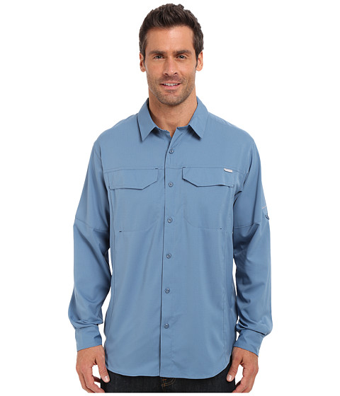 Columbia Silver Ridge Lite™ Long Sleeve Shirt - Steel