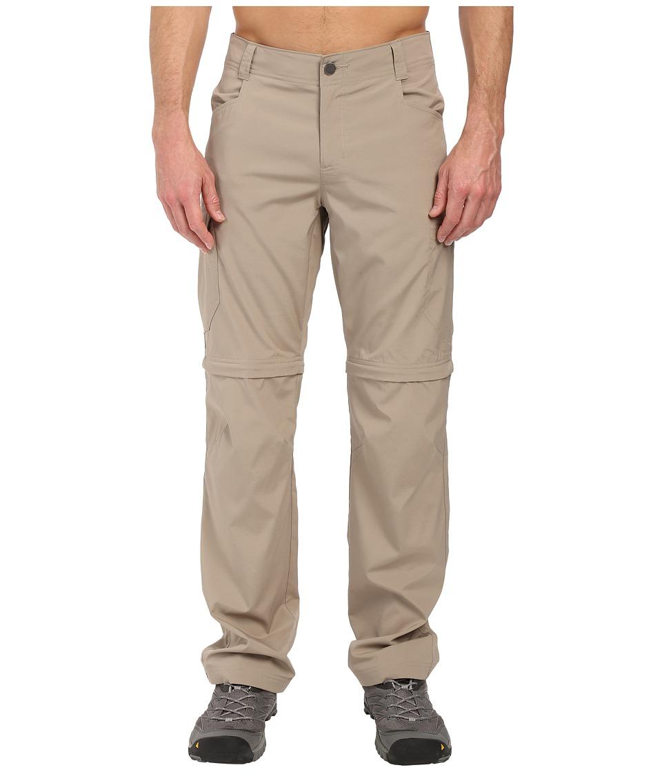 Columbia Silver Ridge Stretchtm Convertible Pants (Tusk) ...
