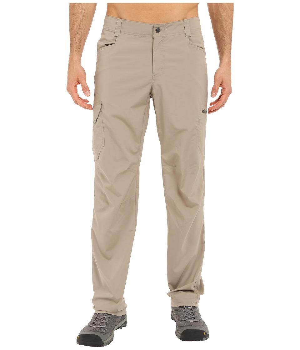 Columbia Silver Ridge Stretchtm Pants (Tusk) Men's Casual...