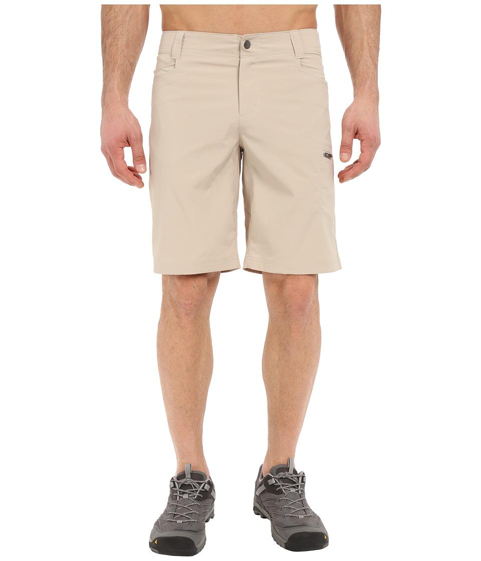 Columbia Silver Ridge Stretch Shorts (Fossil) Men