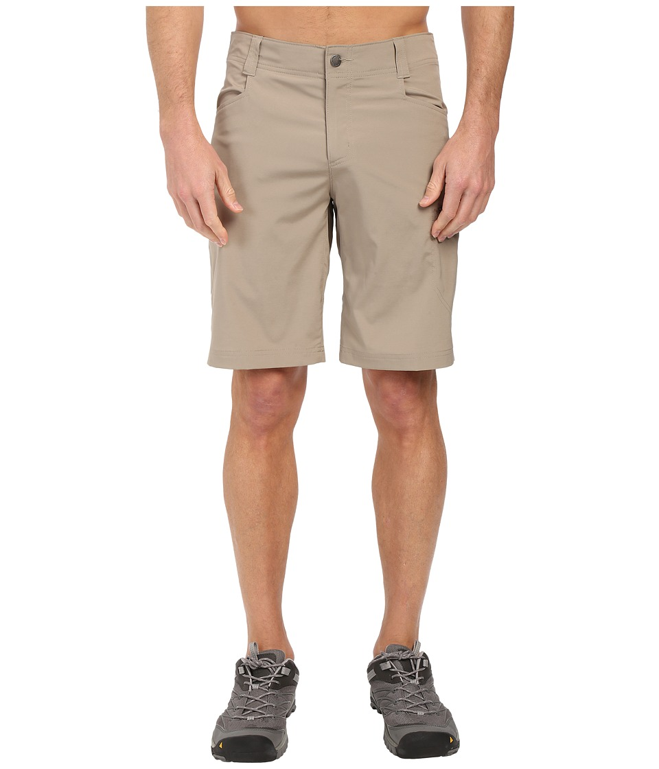Columbia Silver Ridge Stretch Shorts (Tusk) Men