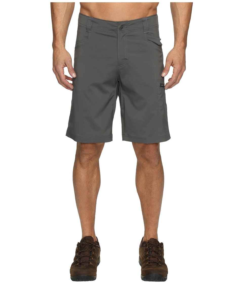 Columbia Silver Ridge Stretch Shorts (Grill) Men