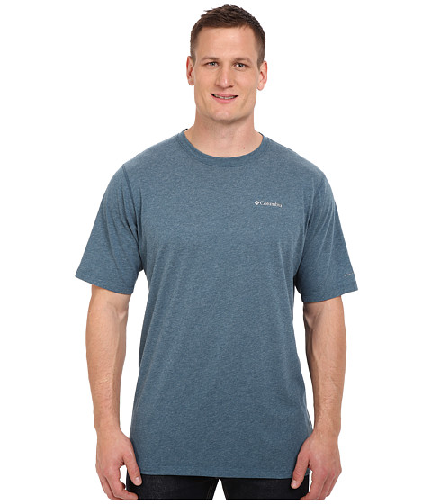Columbia Big & Tall Silver Ridge Zero™ Short Sleeve Shirt