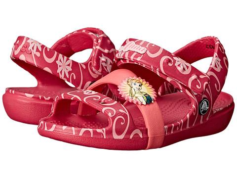 Crocs Kids Keeley Frozen™ Fever Sandal (Toddler/Little Kid)