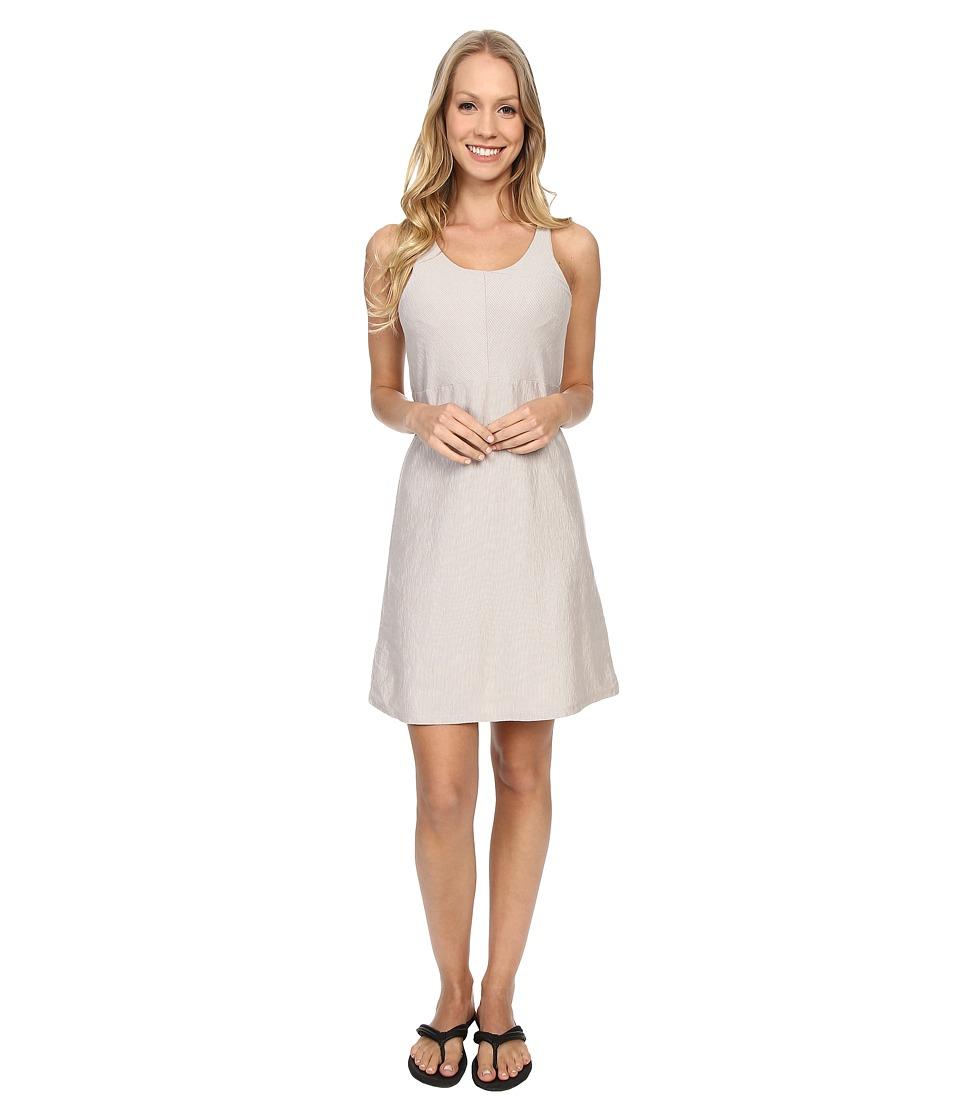 Mountain Khakis Contour Dress (City Block/Linen) Women
