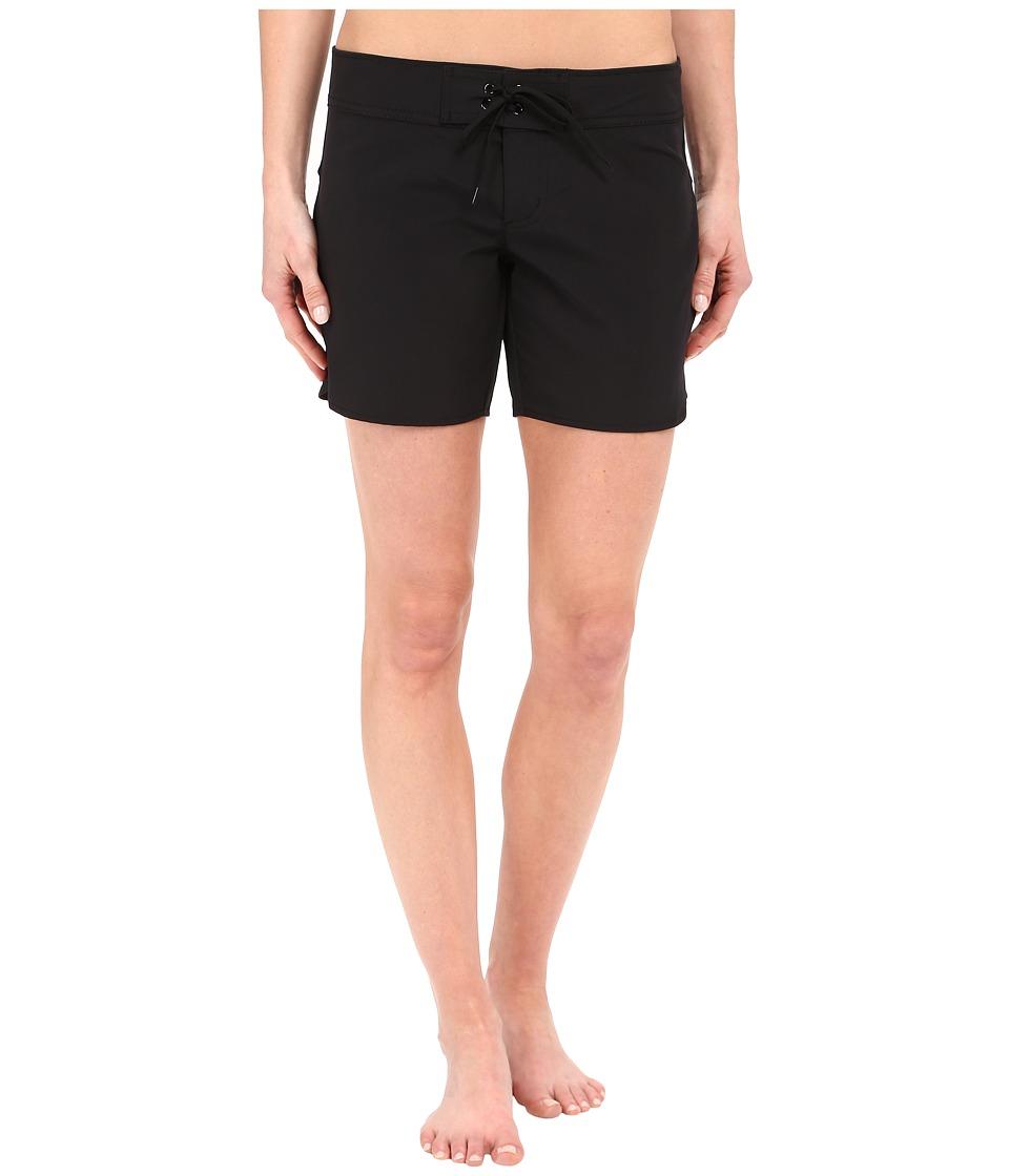 Carve Designs - Noosa Short (Black) Womens Shorts