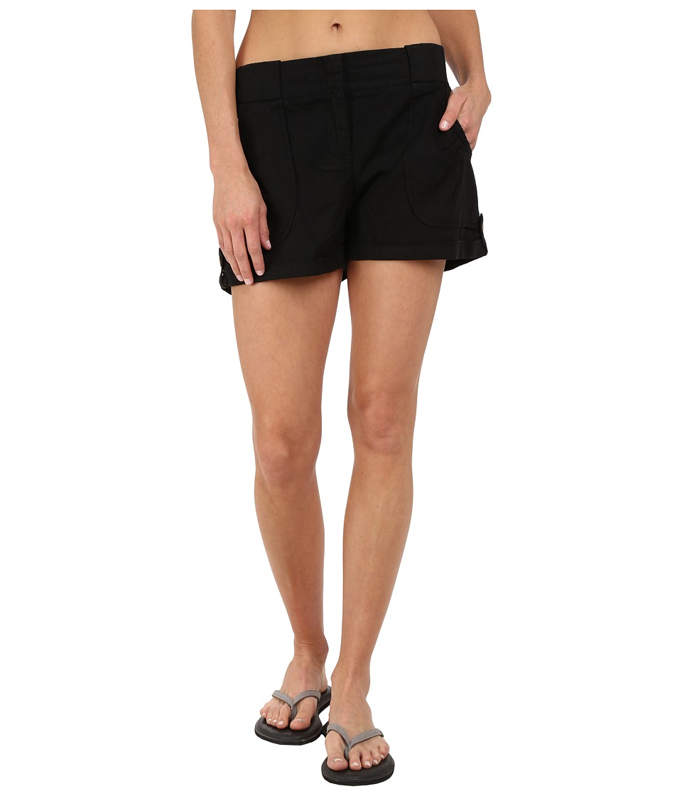 Carve Designs - Lanikai Short (Black) Womens Shorts