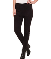 Lysse - High Waist Suede Leggings