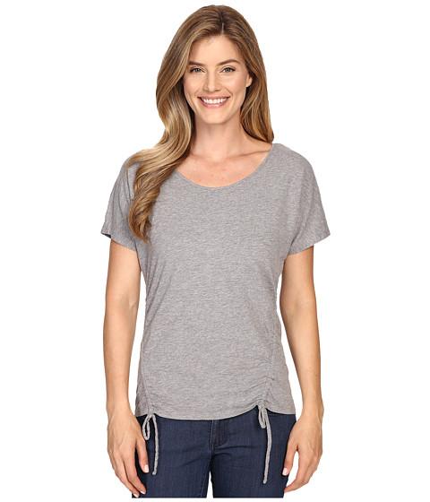 Mountain Khakis Solitude Short Sleeve Shirt - Heather Grey