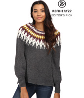 Free People - Baltic Fairisle Pullover