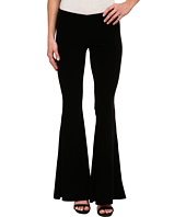 Free People - Solid Velvet Flare Pants