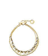 Giles & Brother - Thorn Charm Navette Necklace