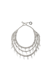 Giles & Brother - Five Chain Cascading Thorn Necklace