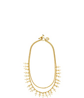 Giles & Brother - Long Thorn 2 Chain Necklace