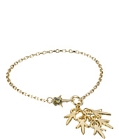 Giles & Brother - Thorn Charm Tassle Bracelet