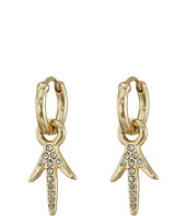 Giles & Brother - Pave Thorn Earrings