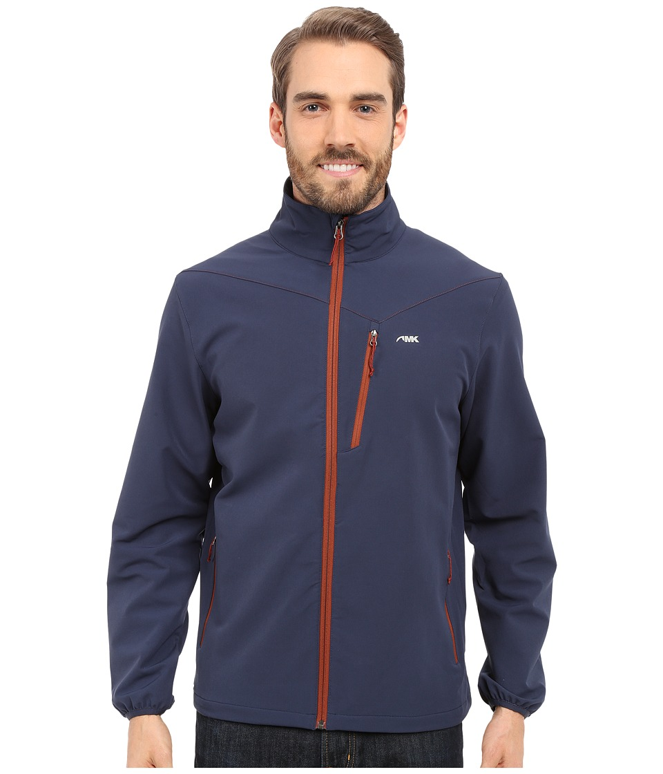 Mountain Khakis - Maverick Light Softshell Jacket (Midnight Blue) Men