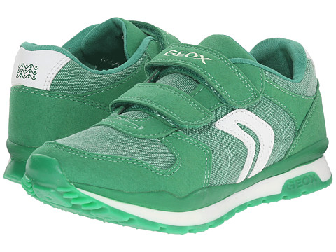Geox Kids Jr Pavel 12 (Big Kid) - Green