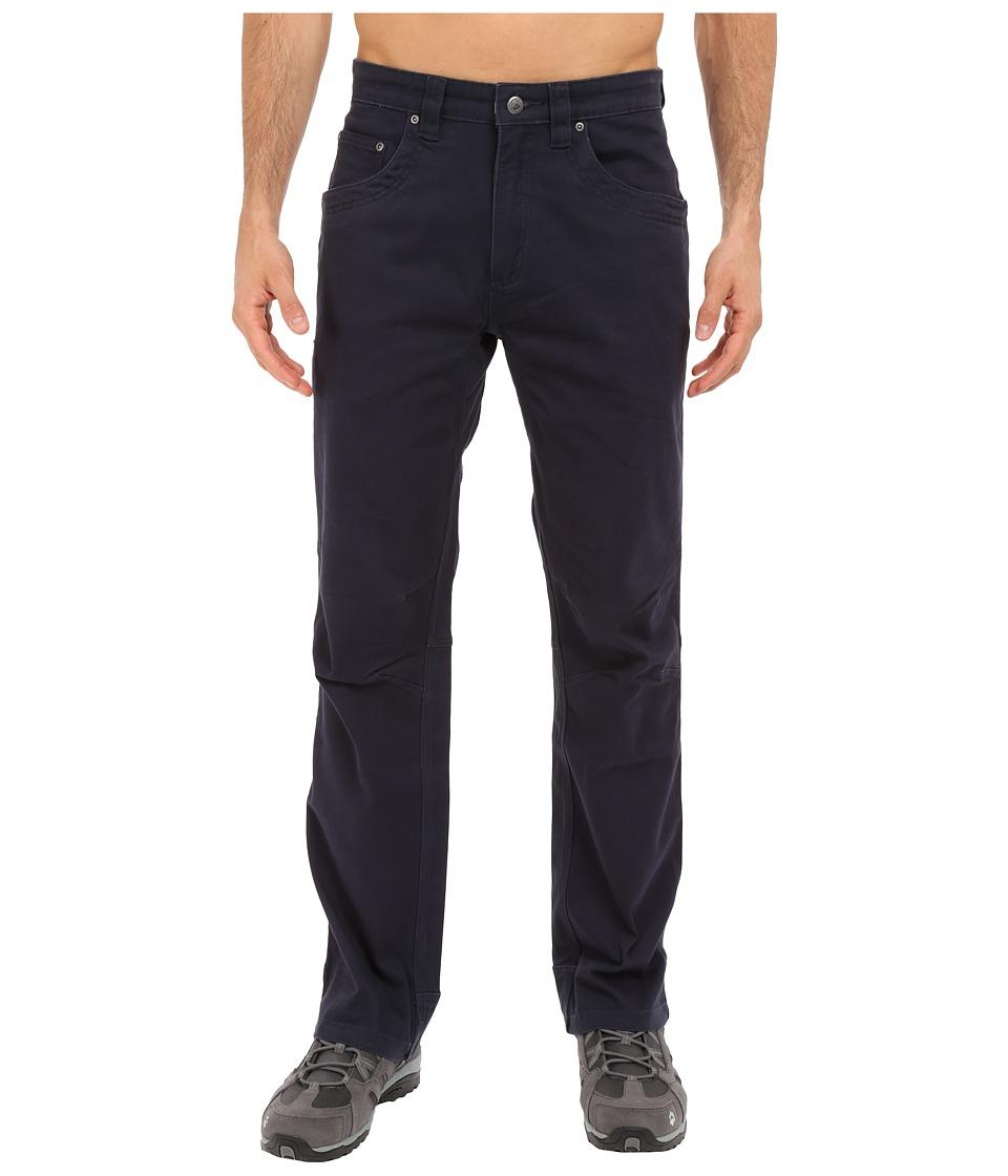 Mountain Khakis - Camber 105 Pant (Navy) Mens Casual Pants