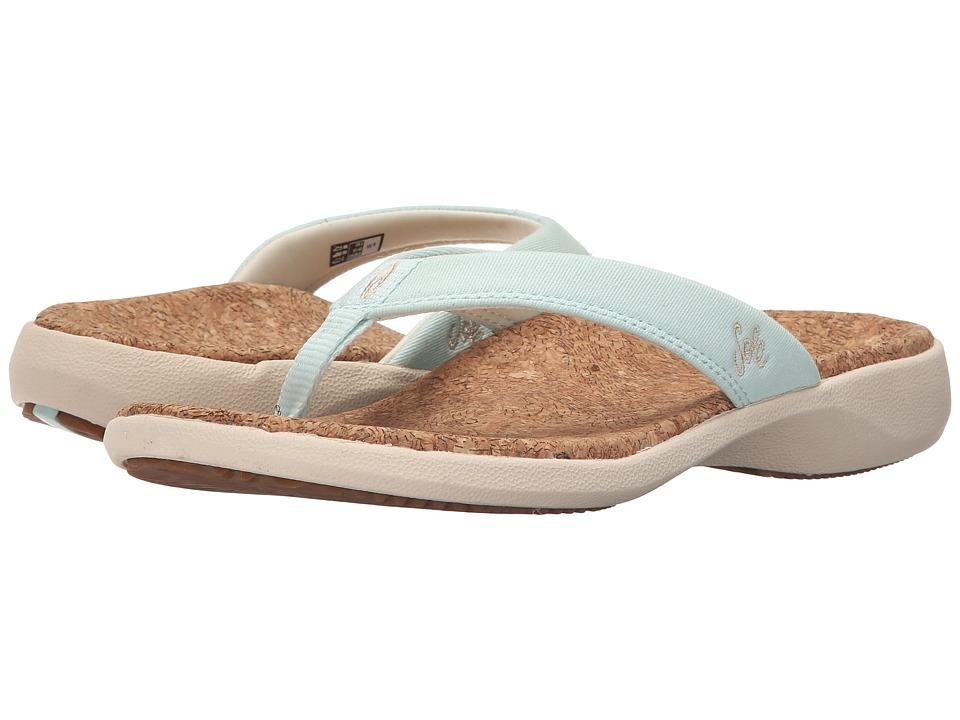 SOLE Cork Flips Opal Womens Sandals