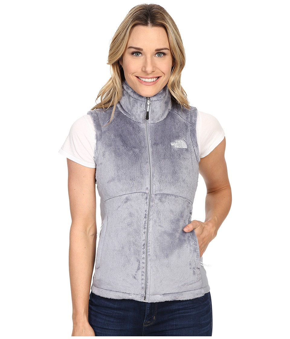 The North Face Osito Vest Mid Grey/Mid Grey Womens Vest