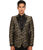 Just Cavalli - Jacquard Peak Lapel Dinner Jacket