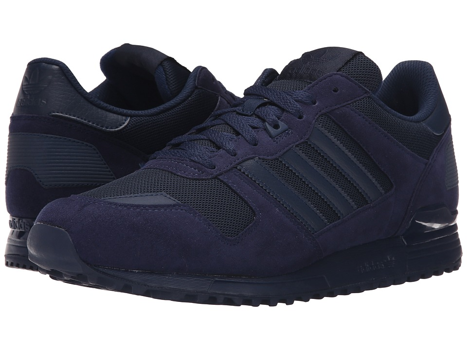 adidas Originals - ZX 700 - Mono (Collegiate Navy/Collegiate Navy/Collegiate Navy) Men