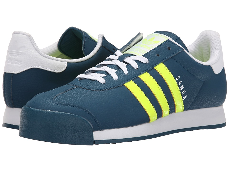 adidas Originals - Samoa (Mineral/Solar Yellow/White) Men