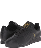 all black samoa adidas