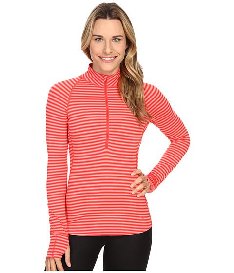 Mountain Hardwear Butterlicious™ Stripe Long Sleeve 1/2 Zip