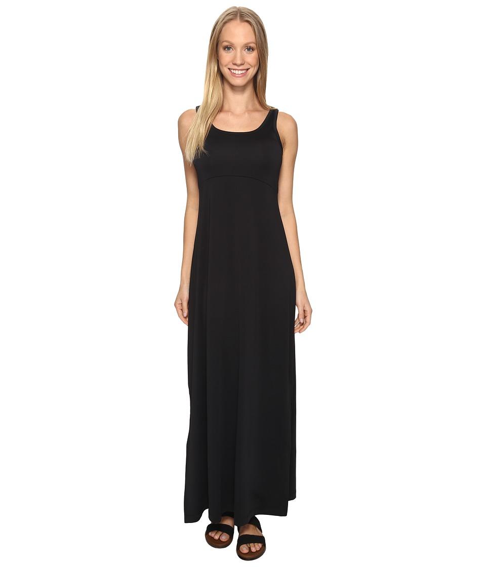 Columbia Freezer Maxi Dress (Black) Women