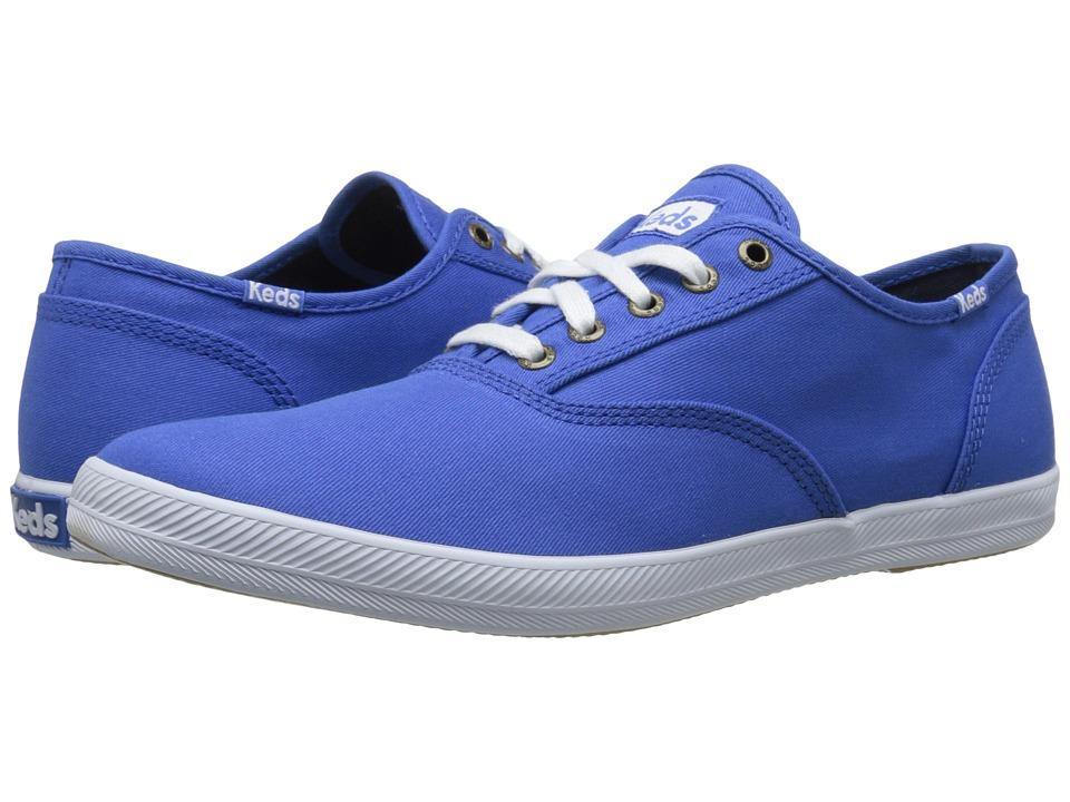 Keds Champion-Army Twill CVO (Blue) Men