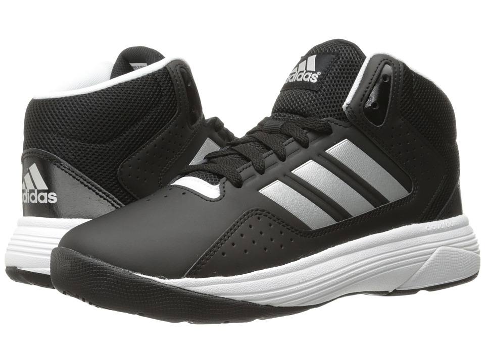 adidas Cloudfoam Ilation Mid (Core Black/Matte Silver/White) Men
