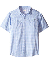 Columbia - Big & Tall Silver Ridge™ Multi Plaid S/S Shirt