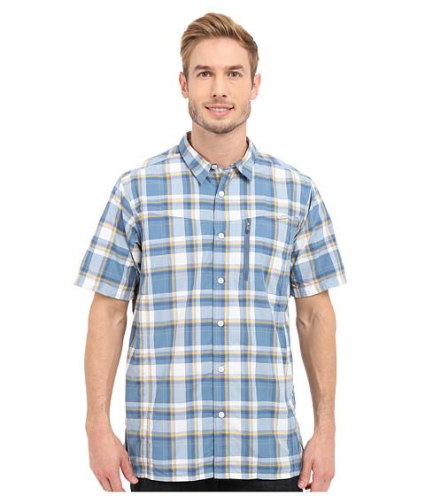 Columbia Silver Ridge™ Plaid S/S Shirt