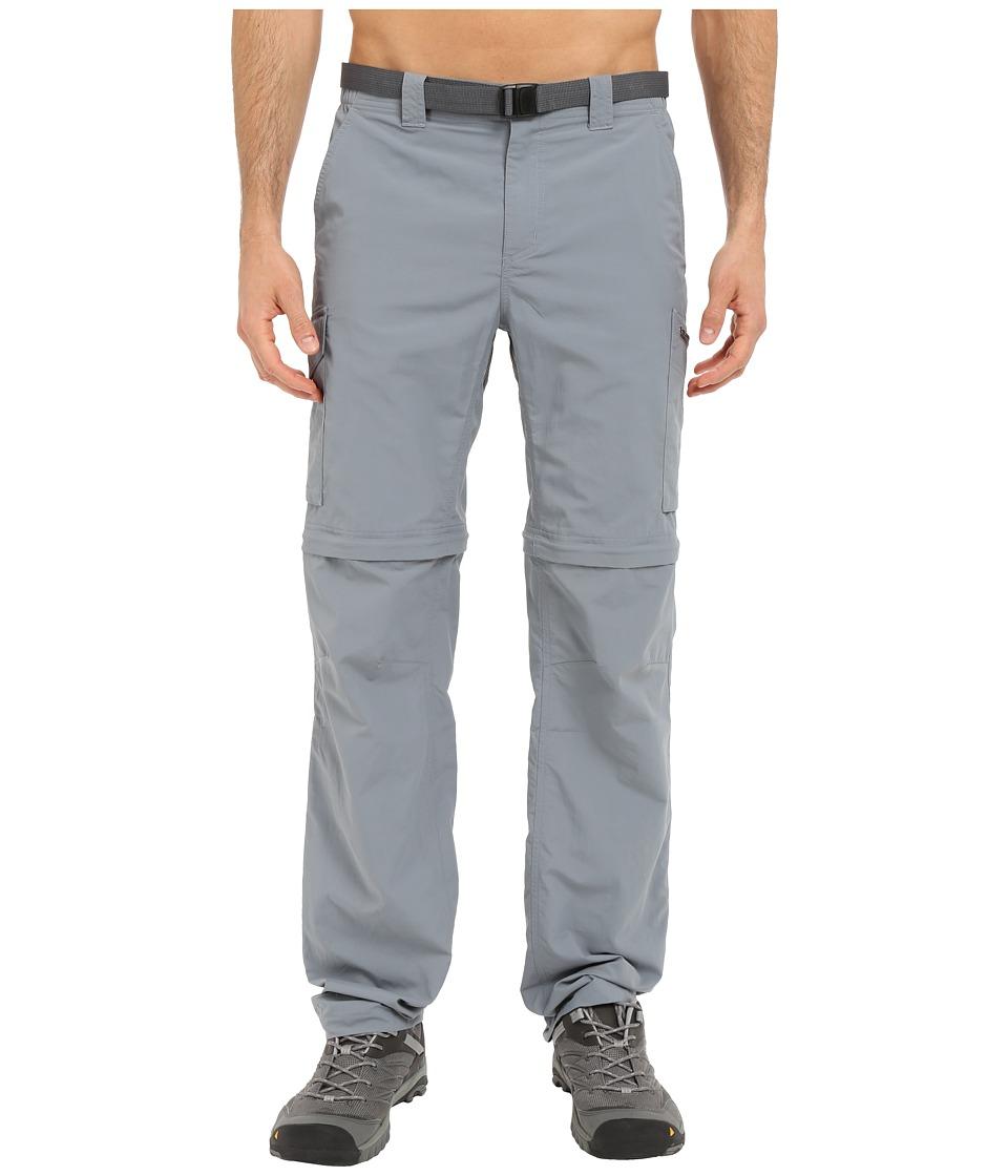Columbia Silver Ridgetm Convertible Pant (Grey Ash) Men's...