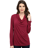 NYDJ - Fit Solution Drape Cowl Tee