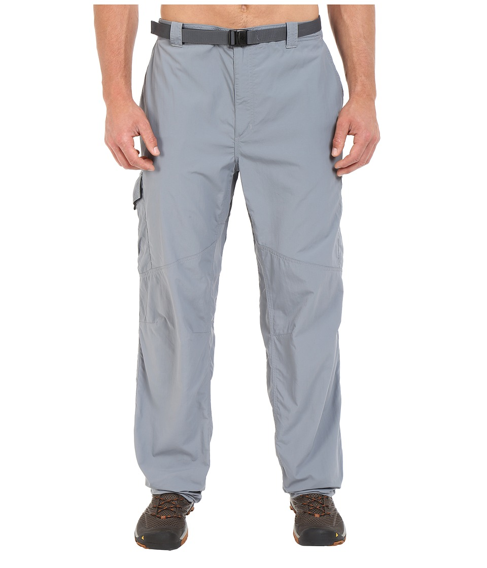 Columbia Big Tall Silver Ridgetm Cargo Pant (Grey Ash) Men
