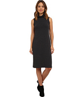Allen Allen - Sleeveless Turtleneck Dress