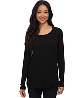 Allen Allen - Long Sleeve Raglan Swing Tunic