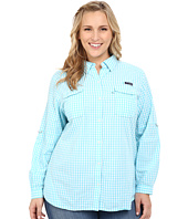 Columbia - Plus Size Super Bonehead™ II L/S Shirt