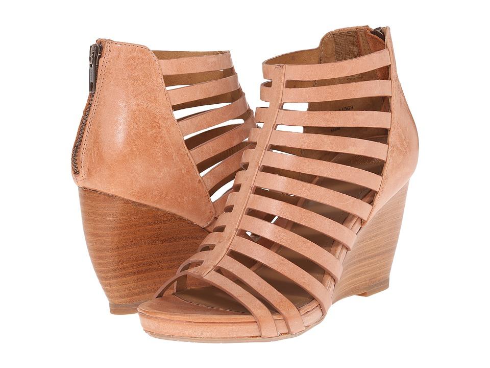 Johnston amp Murphy Nadine Tan Waxy Italian Calfskin Womens Shoes