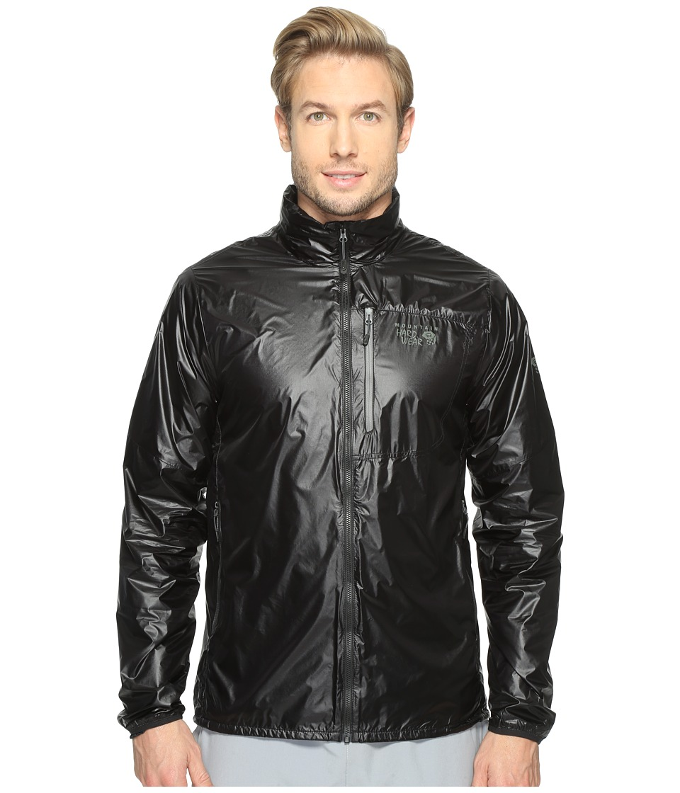 Mountain Hardwear Ghost Lite Pro Jacket (Black) Men