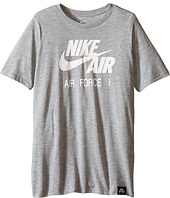Nike Kids - Air Force 1 Logo Tee (Little Kids/Big Kids)
