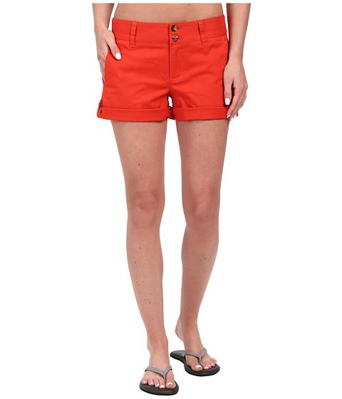 Mountain Khakis Sadie Chino Shorts - Tomato