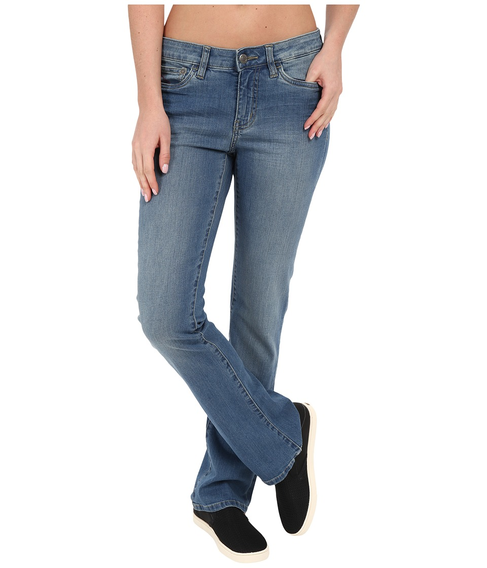 Mountain Khakis - Genevieve Jeans (Light Wash) Womens Jeans