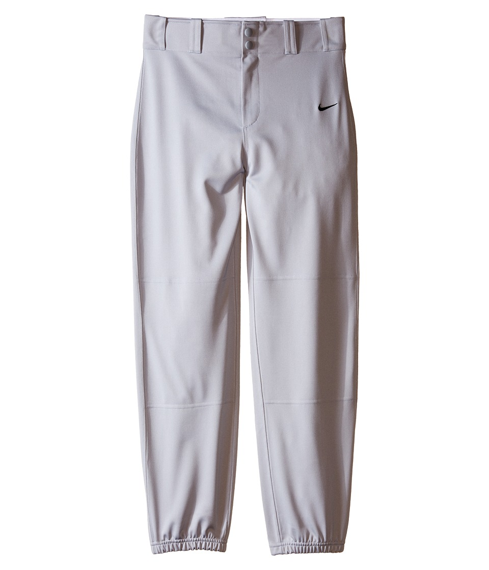 Nike Kids Baseball Core Dri FIT Pant Big Kids Team Blue Grey/Team Black Boys Casual Pants