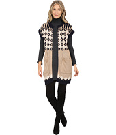 See by Chloe - Jacquard Argyle Vest
